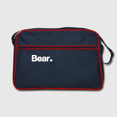Bear. Retro Bag - Retro Bag