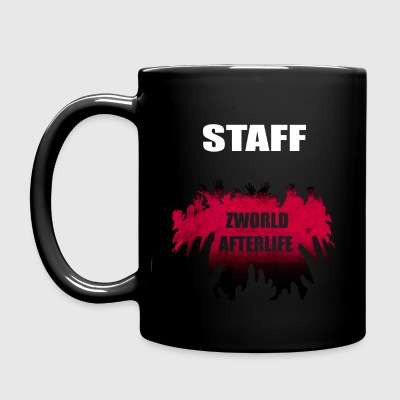 Zworld STAFF Black - Tasse en couleur