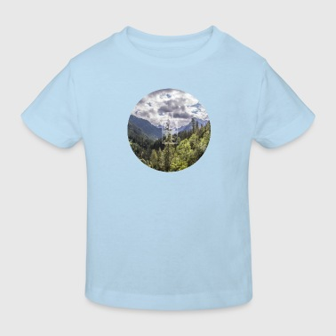 aGams AlpBlick Kids - Kinder Bio-T-Shirt