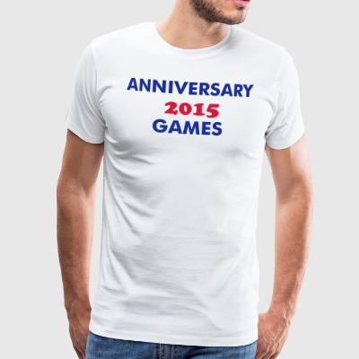 ANNIVERSARY GAMES - Men's Premium T-Shirt