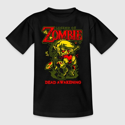 Legend of Zombie - T-shirt Ado