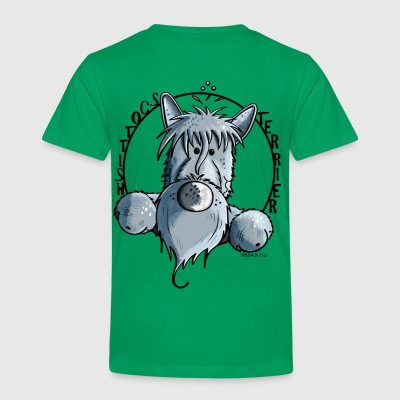 Funny Scottish Terrier Shirts - Kids' Premium T-Shirt