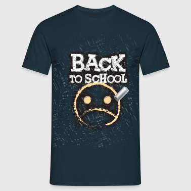 Back to school - T-shirt Homme