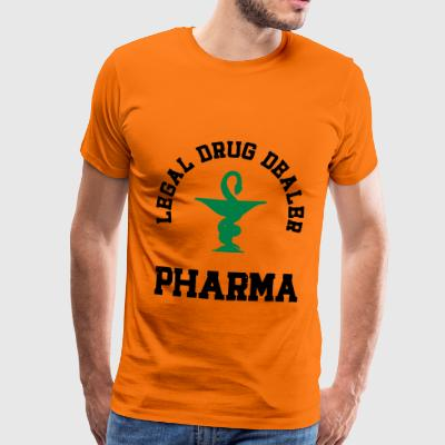 Legal Drug Dealer - T-shirt Premium Homme