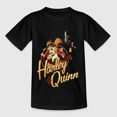 Bombshells Harley Quinn teenager T-shirt - Teenager-T-shirt