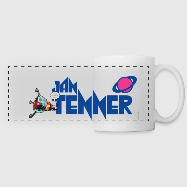 Jan Tenner Logo Tasse - Panoramatasse