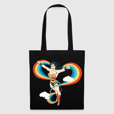Wonder Woman arc-en-ciel sac - Tote Bag