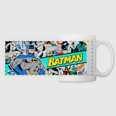 Batman 'Comic' Mug - Panoramakrus
