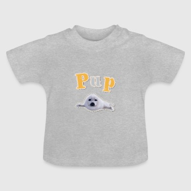 Animal Planet Pup Seal Baby T-Shirt - Baby T-Shirt
