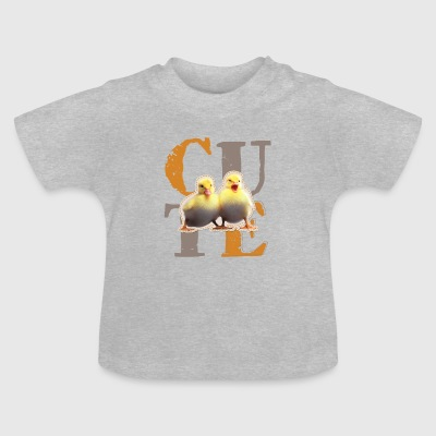 Animal Planet Cute kylling baby T-shirt - Baby T-shirt