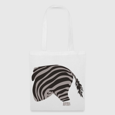 Animal Planet Tote Bag Zebra - Tote Bag