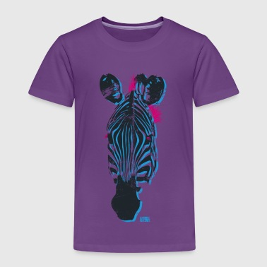 Animal Planet Kinder T-Shirt Zebra - Kinder Premium T-Shirt