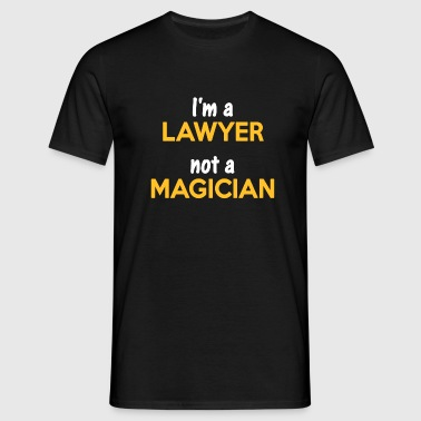 Lawyer Magician white - T-shirt Homme