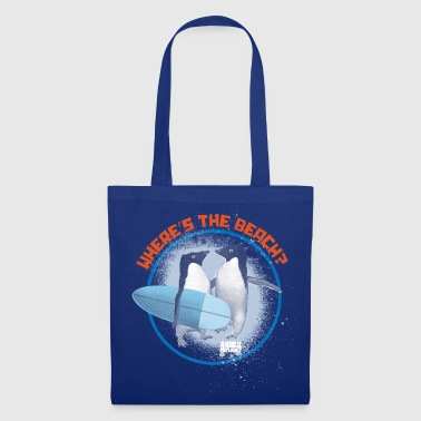 Animal Planet Tote Bag Penguin - Tote Bag