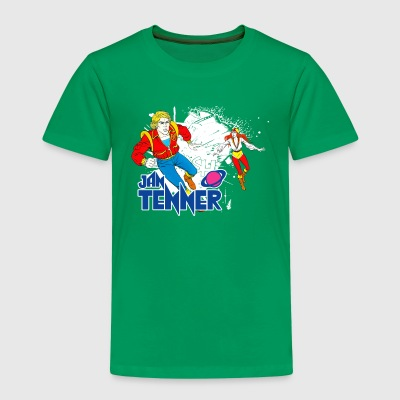 Jan Tenner und Laura Kids T-Shirt - Kinder Premium T-Shirt
