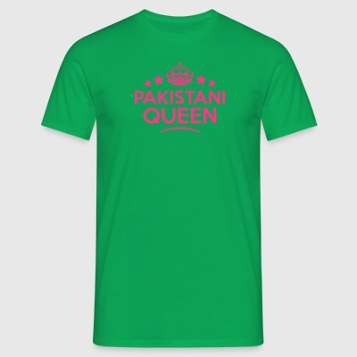 pakistani  queen keep calm style WOMENS T-SHIRT - Men's T-Shirt