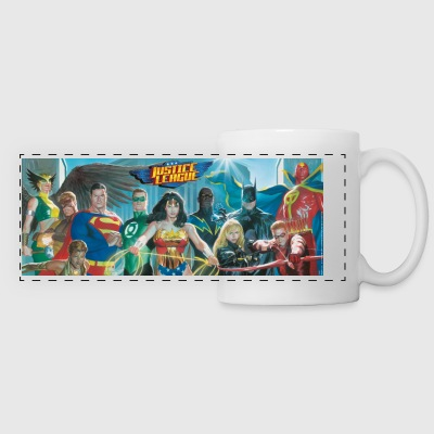Justice League La groupe Tasse - Tasse panorama
