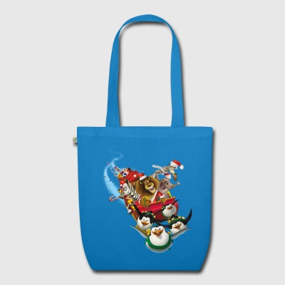 Madagascar Christmas Tote Bag - EarthPositive Tote Bag