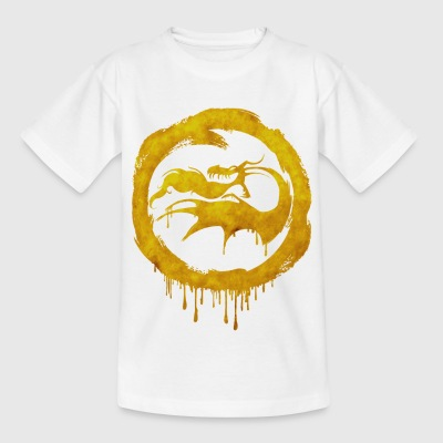 Dragons Icon Stoker Watercolor T-Shirt - Teenager T-Shirt