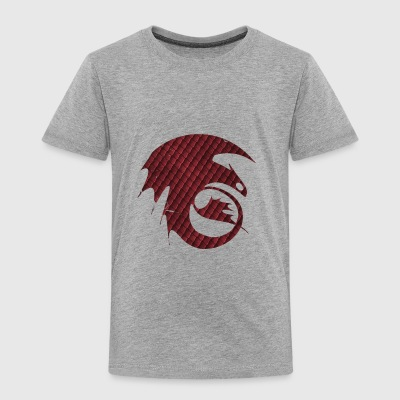 Dragons Icon Strike t-shirt - Kids' Premium T-Shirt
