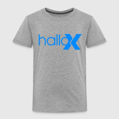 Hallo X - Kinder Premium T-Shirt