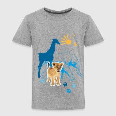 Animal Planet Animals Kid's T-Shirt - Kids' Premium T-Shirt