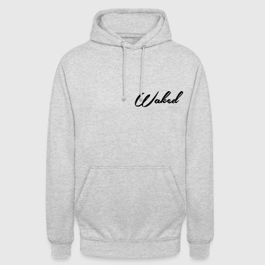 Sweat Waked - Sweat-shirt à capuche unisexe
