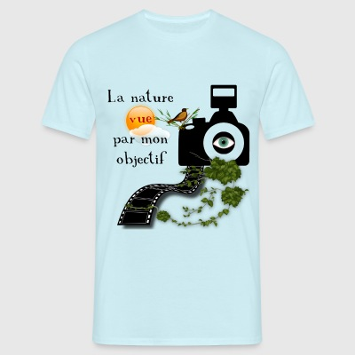 photographie - T-shirt Homme