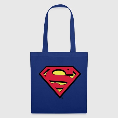 Superman Logo Tote Bag - Mulepose