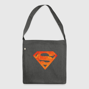 Justice League Superman Logo Tote Bag - Skuldertaske af recycling-material