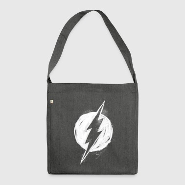 Superman Logo used look Tote Bag - Skulderveske av resirkulert materiale