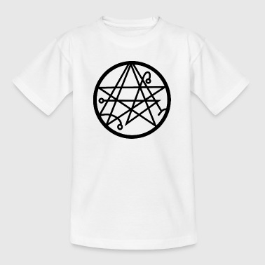 Necronomicon (black) - Teenager T-Shirt