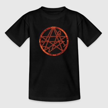 Necronomicon (burning) - Kinder T-Shirt