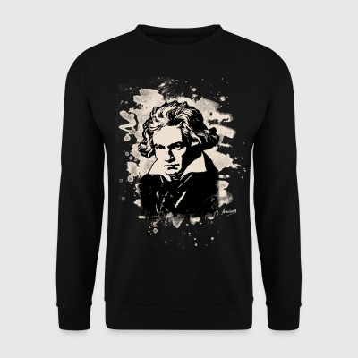 Ludwig Van Beethoven Tribute (white) - Männer Pullover