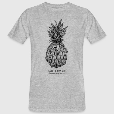 The Pineapple Experiment - Männer Bio-T-Shirt