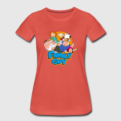 Family Guy Griffin Family Frauen T-Shirt - Frauen Premium T-Shirt