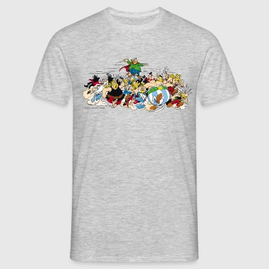 Asterix & Obelix attack Men's T-Shirt - Men's T-Shirt