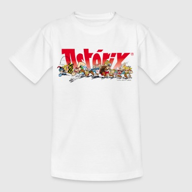 Asterix & Obelix Start for the Run Teenager T-Shir - Teenage T-shirt