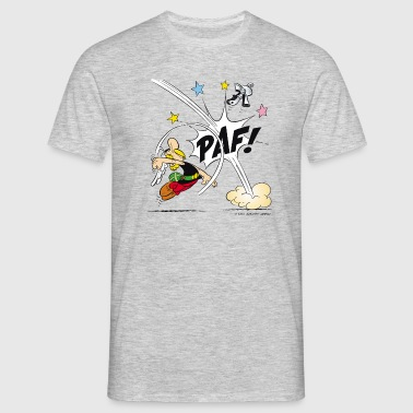 Asterix & Obelix - Asterix poing Tee shirt Homme - T-shirt Homme