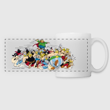 Asterix & Obelix attack Mug - Panoramic Mug