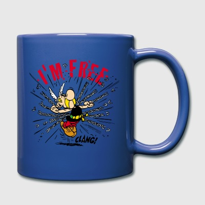 Asterix & Obelix Asterix I'm free Mug - Full Colour Mug
