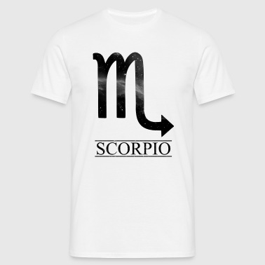 Zodiac - Scorpio - Men's T-Shirt