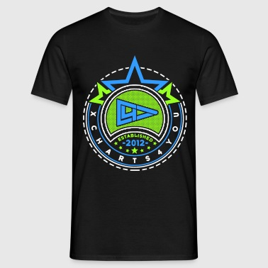 xGreenBlue - Men's T-Shirt