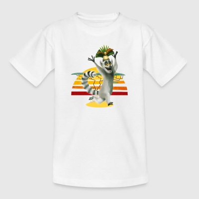 Madagascar King Julien Kid's T-Shirt - Kids' T-Shirt
