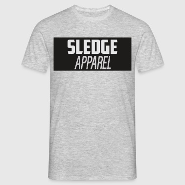 Sledge Apparel!  - Men's T-Shirt