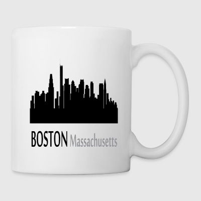 Boston Massachusetts - Mug