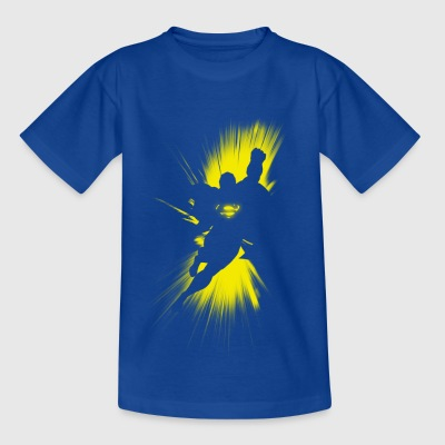 Superman Shadow Teenager T-Shirt - T-shirt tonåring