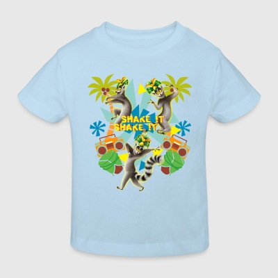 DreamWorks King Julien Shake it Kinder T-Shirt - Kinder Bio-T-Shirt