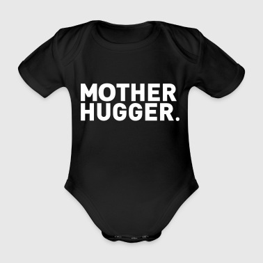 Mother Hugger - Baby Bio-Kurzarm-Body