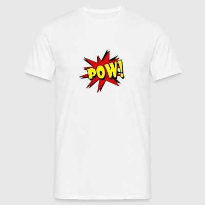 Pow! - Men's T-Shirt
